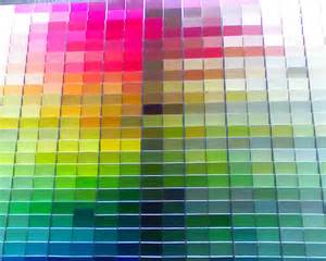 how to a paint color inspiration thursday paint chips artquiltmaker blog