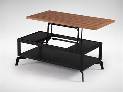 coffee table transforms to dining table space saving coffee dining table console to dining