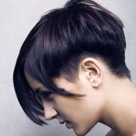 edgy short hair in the back edgy short haircuts for older women wallpaper short