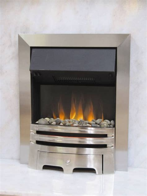 York Fireplace by Evonic Casal Inset Electric York Fireplaces Fires