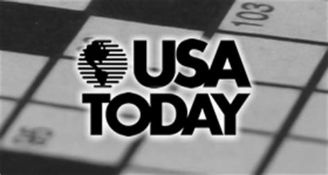 usa today crossword december 1 2014 usa today crossword puzzles