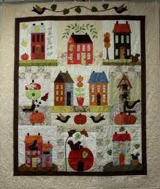 block of the month autumn house