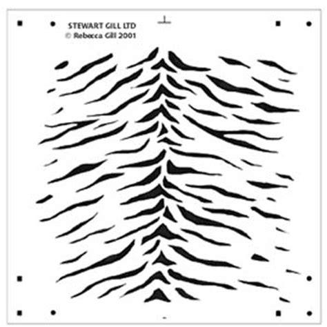 6 best images of stripe stencil printable zebra print