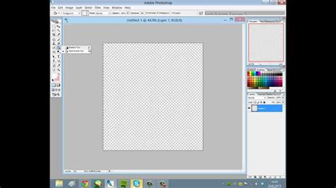 tutorial desain grafis photoshop cs2 tutorial photoshop cs2 part 1 youtube