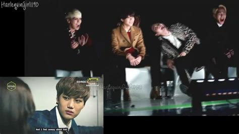 exo vcr 131114 exo drama vcr melon awards 2013 shinee reaction