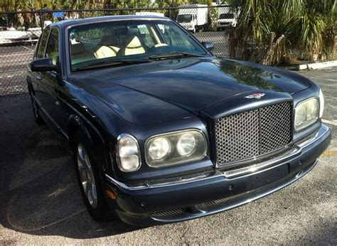 2000 bentley arnage 2000 bentley arnage red label 4 door sedan 176949