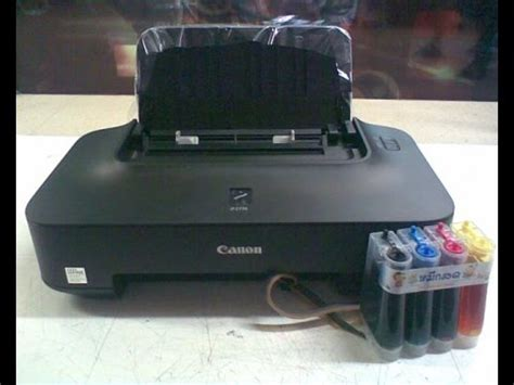 Printer Canon Ip 2770 Terkini ปร นเตอร ต ดแท งค printer canon pixma ip2770 ink tank printer review