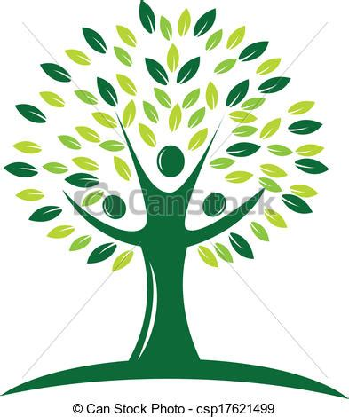 Green Tree Logo Green Tree Vector Design Eps Vectors Search Clip Art Illustration Drawings Green Tree Logos Vector Graphic 01 Vector Logo Free