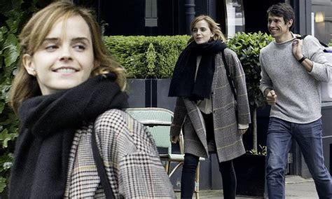 emma watson dan william mack knight emma watson steps out in london with boyfriend william