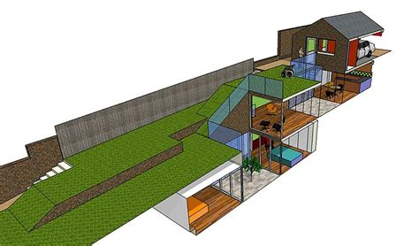 underground house plans with design on architecture