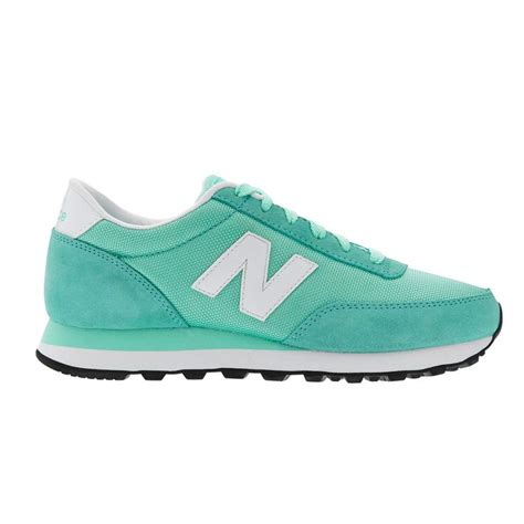new balance 501 classic running sneaker new balance 501 classic running shoe in a pastel green