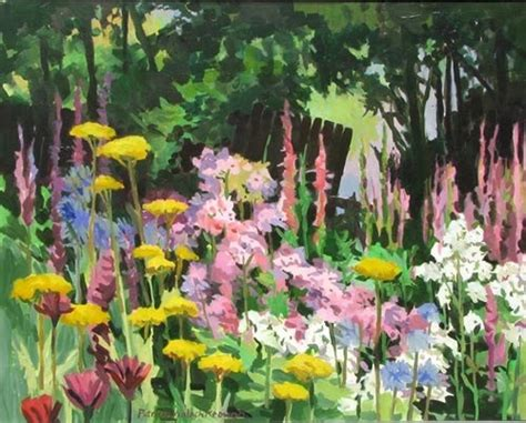 Pinterest Discover And Save Creative Ideas Paintings Of Flower Gardens