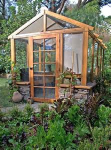 Inexpensive Houses To Build Greenhouse Gardening Pinterest