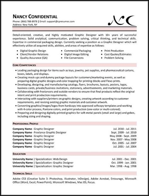 Skill Set Resume Template by Skill Set Resume Template Best Resume Gallery