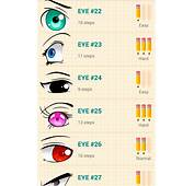 How To Draw Anime Eyes  Android Apps On Google Play