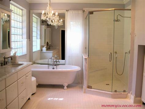 master bathroom makeovers remodelaholic how to remove and reuse a large builder