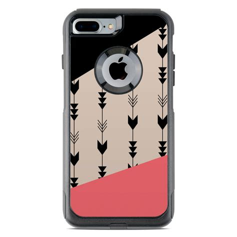 otterbox commuter iphone   case skin arrows  brooke boothe decalgirl