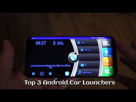 top android top 3 android car launchers