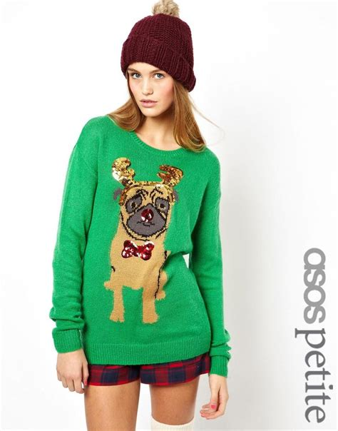 pug sweater pug sweater http rstyle me 14wsq sweaters stylin