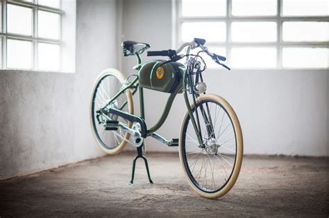 E Bike 65 Km H by Retro Oto Electric Bicycles Reach 65 Km H And Feature