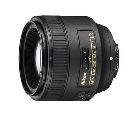 Nikon Lensa Af S 85mm F 1 8g af s nikkor 85mm f 1 8g nikon telephoto lens