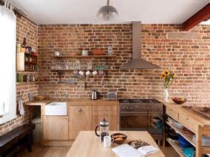 Modern Contemporary House 50 trendy and timeless kitchens with beautiful brick walls
