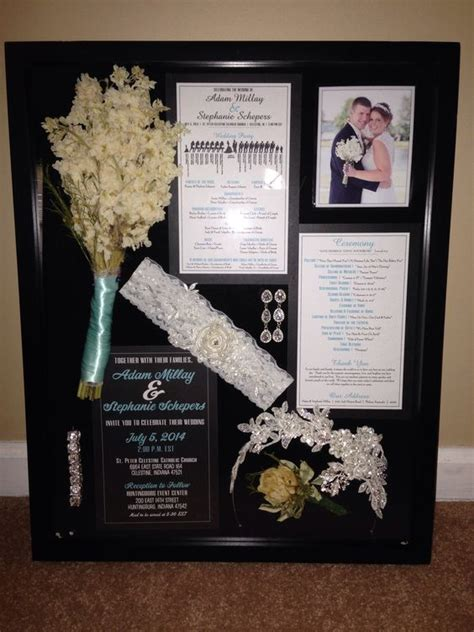 Wedding Invitation Keepsake Shadow Box by 25 Best Ideas About Wedding Shadow Boxes On