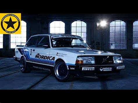 volvo  racecar  heico sportiv great sound youtube