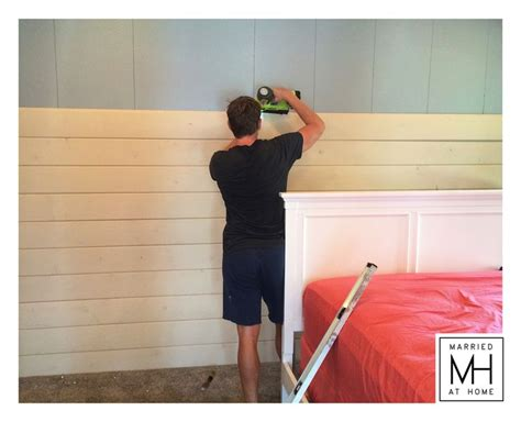 shiplap garage wall 1000 ideas about shiplap boards on pinterest garage
