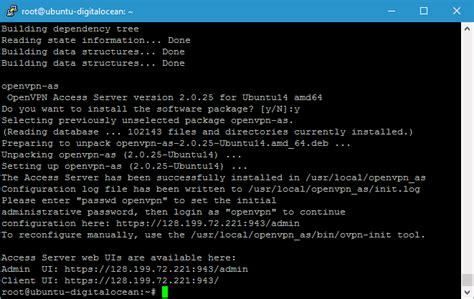 membuat vpn server di ubuntu cara install openvpn access server di ubuntu tutorial
