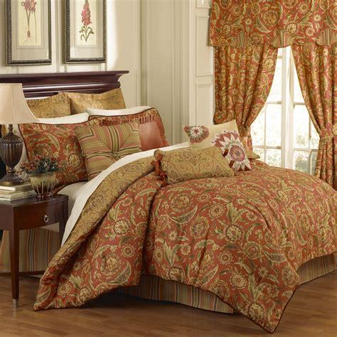 waverly grand bazaar comforter set at hayneedle