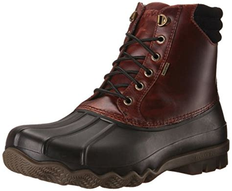 mens duck boots cheap sperry top sider sts10548 sperry top sider s avenue