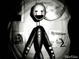 Fnaf 2 marionette puppet tribute youtube