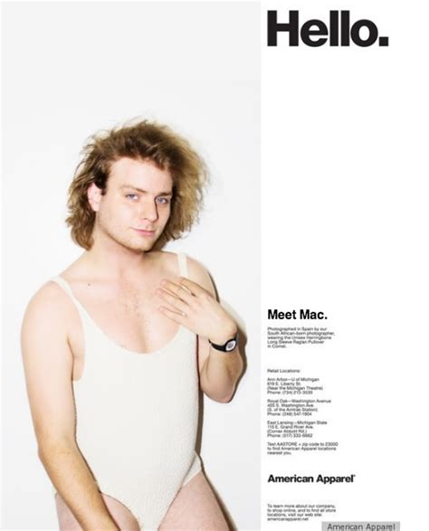 american apparel meet the models template mac demarco unveils trippy for quot chamber of