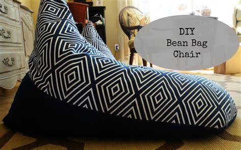 diy bean bag chair template textile tuesday diy bean bag chairs slightly coastal