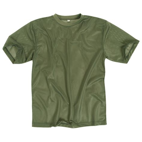 Army T Shirt Impor army tactical mens mesh t shirt breathable airsoft travel hiking olive ebay