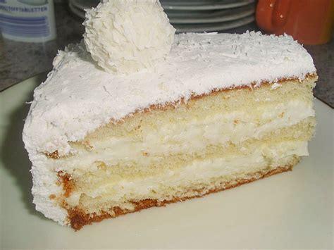 3d kuchen rezept kuchen rezept raffaello torte beliebte rezepte f 252 r