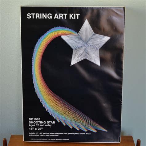 String Kits - vintage shooting string kit