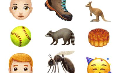 apple adds emojis including mangoes mosquitos
