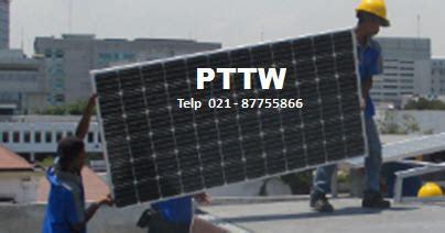 Gh Solar Panel 120 Wp Poly pt tunas wirajaya telp 62 21 83216504 jakarta