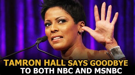 did tamron hall get fired from the today show did tamron hall get fired from the today show did tamron