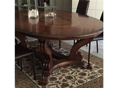 tavoli ovali design tavolo tavolo ovale ovali ovali allungabili legno