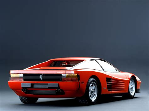 testa rossa would you rather testarossa or lamborghini
