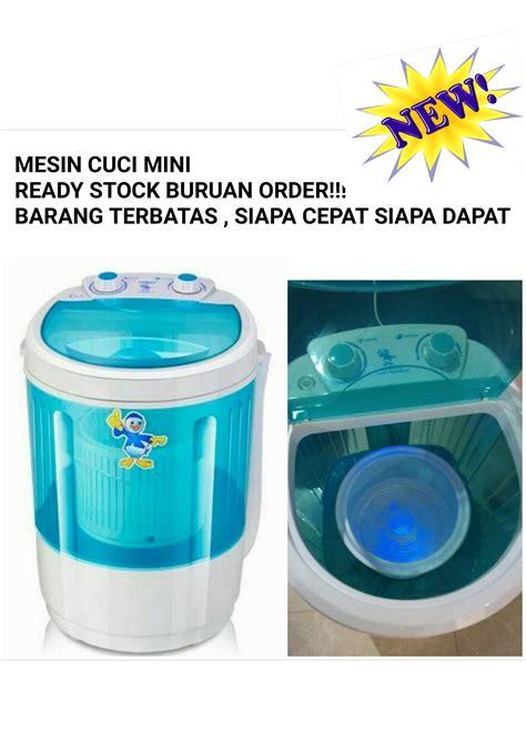 Mesin Cuci Mini jual mesin cuci mini polaris xpb18 45 c bagus hemat energi