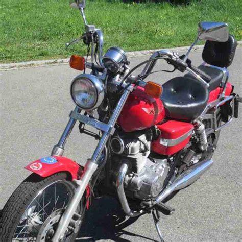 125 Motorrad Rot by Motorrad Honda Rebell 125 Ccm Rot Bestes Angebot Honda