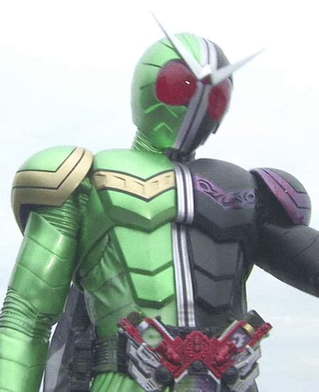 Big Sofubi Kamen Rider W Kamen Rider W On