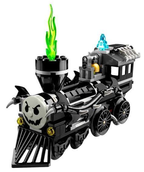 amazon com lego monster fighters 9467 the ghost train