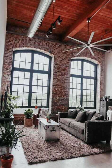 modern rustic industrial loft apartment loft apartment