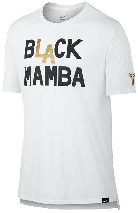 Nike Tshirt Black Mamba nike black mamba shirt sportfits