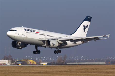 Iran Air Airbus A310 300 iran erste airbus flieger kommen anfang 2017